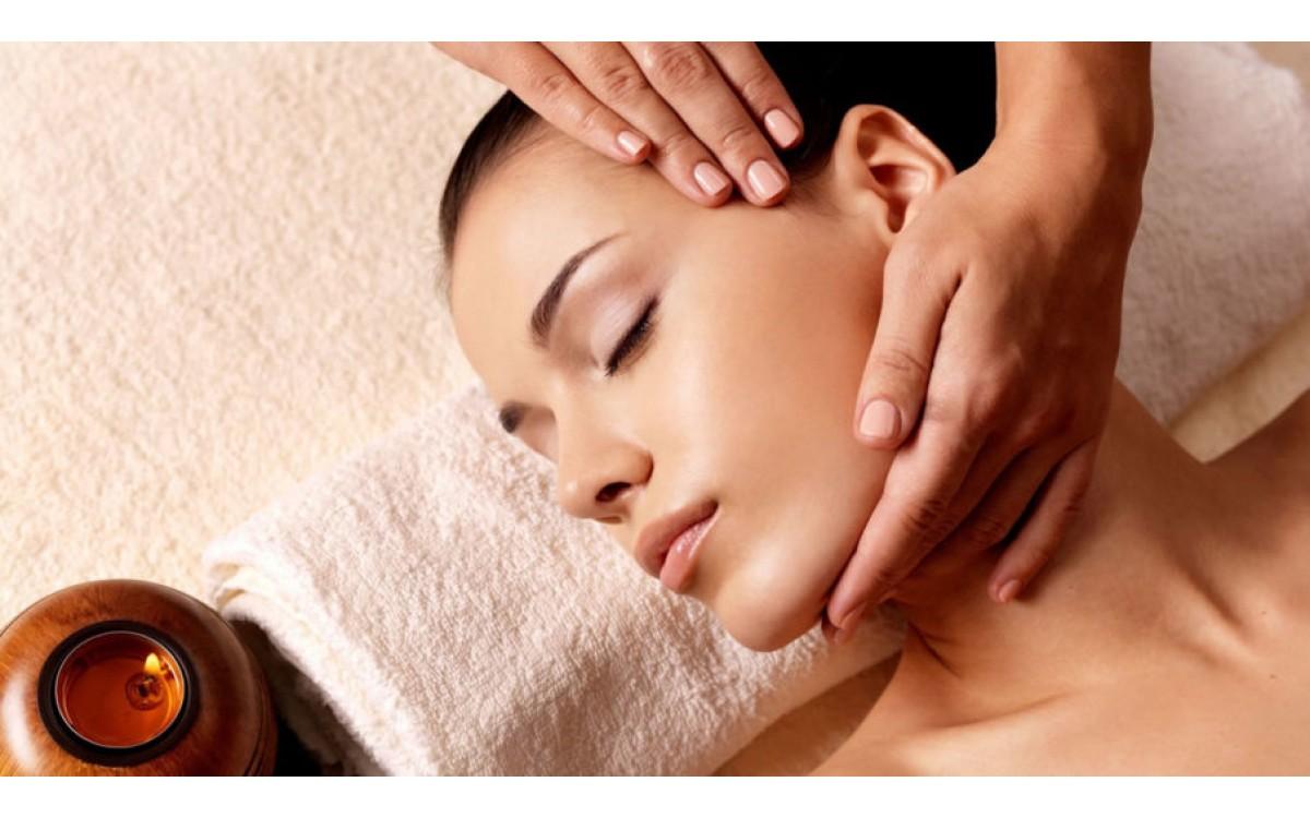 Лимфодренажный массаж лица (Очно)